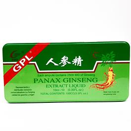 Panax Gingseng Caja Carton X 30  LiuFenPing