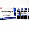 Shuanghuanglian oral liquid  10 ampolletas