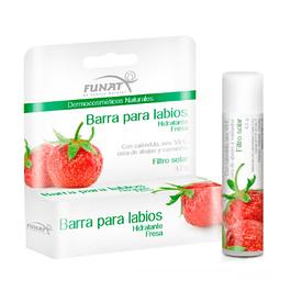 Barra para labios Hidratante Fresa  Funat