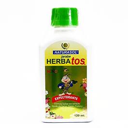 HERBATOS Jarabe Niños 120 ml Expectorante Naturasol