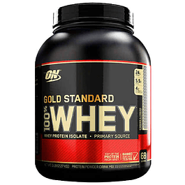 Gold Standard 100 % Whey 5 Libras ON Optimun Nutrition