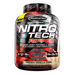 Nitro Tech Ripped 4lb Muscletech