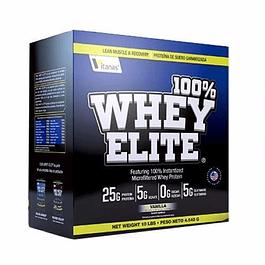 Whey Elite 10 Libras  Vitanas