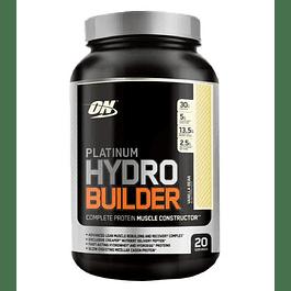 Platinum Hydro Builder  2.38 Libras  Optimum Nutrition