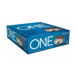 One Yeah Cookies and Creme Caja x 12 barras