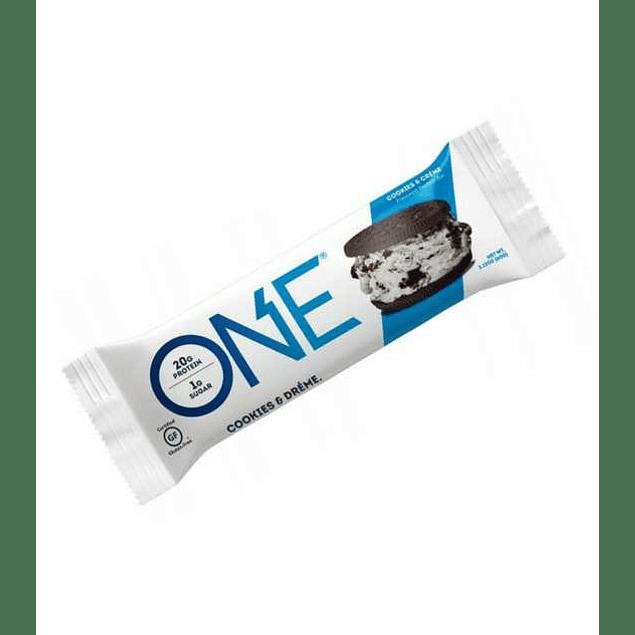 One Yeah Cookies and Creme Caja x 12 barras