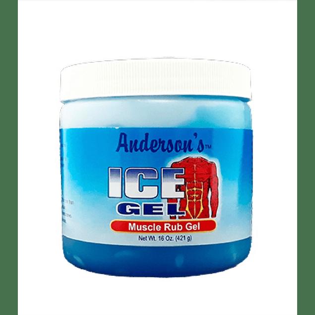 Gel Anderson Azul grande 421 gr