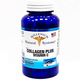 Collagen Plus Vitamin C 60 softgels