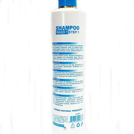 Shampoo Placenta de Oveja Profesional 510 ml