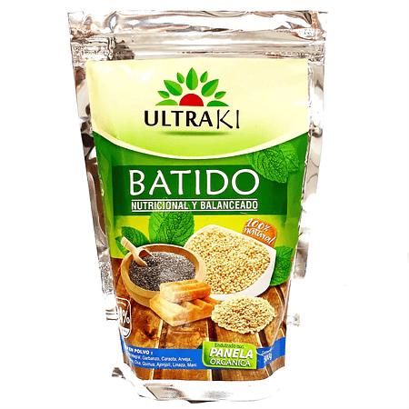 Batido Nutricional Proteinico con Panela Organica 500 gr