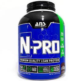 N-Pro Premium Protein 4 Lb 50 Servicios Ans