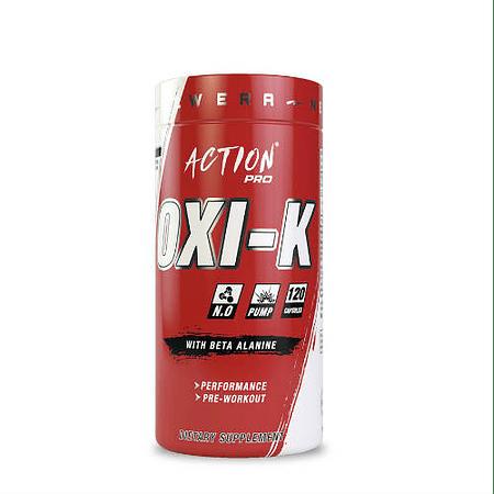 Oxy-k  120 Capsulas