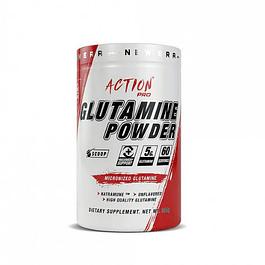 Glutamine Powder  Polvo 300 gr 60 servicios