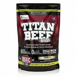 Titan Beef Mass  5 Libras Bolsa