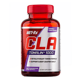 CLA Tonalin 1000   90 softgels