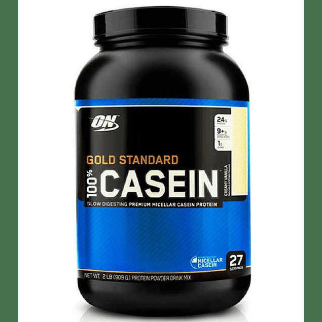 Gold Standard 100% Casein 2 Libras Optimun Nutrition