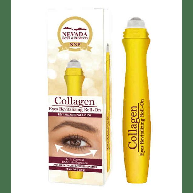 Colageno Revitalizador para ojos Roll On 15 ml