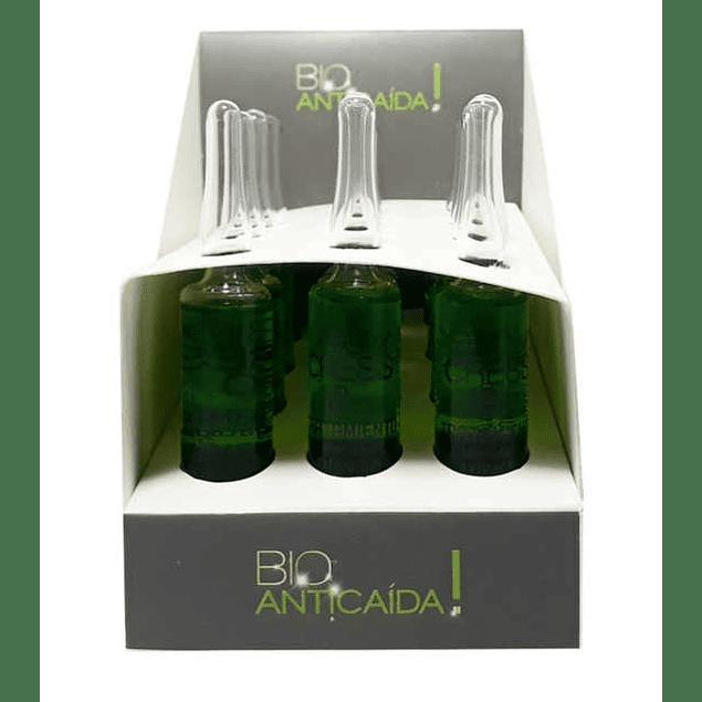 Bio Anticaida Tonico Capilar  12 ampollas de 13 ml