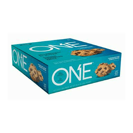 One Yeah Chips de Chocolate Caja x 12 barras
