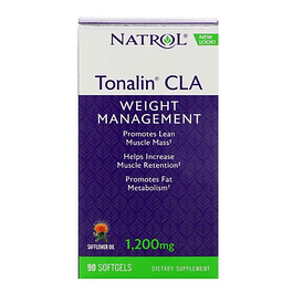 Tonalin CLA 1200 mg 90 Softgels Natrol