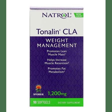 Tonalin CLA 1200 mg 90 Softgels Natrol