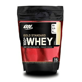 Gold Standard 100 % Whey 1 Libra On