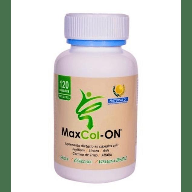 MaxCol-ON 60 o 120 Capsulas