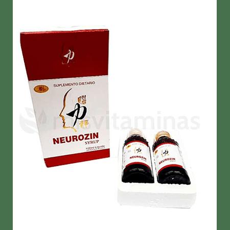 Neurozin Caja por dos frascos de 100 ml LiuFenPing