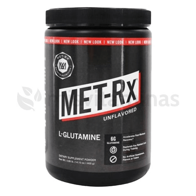 L-Glutamina Powder 400 gr  MetRx