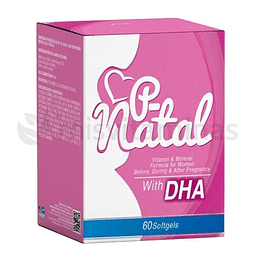 P-Natal with DHA Healthy America