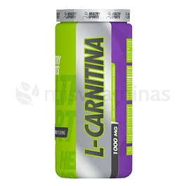 L Carnitina 1000 mg Healthy Sports
