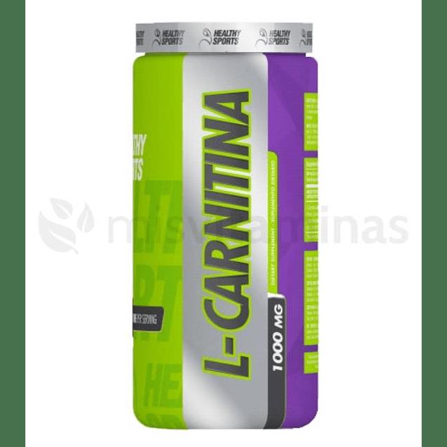 L carnitina 1000 mg Healthy Sports