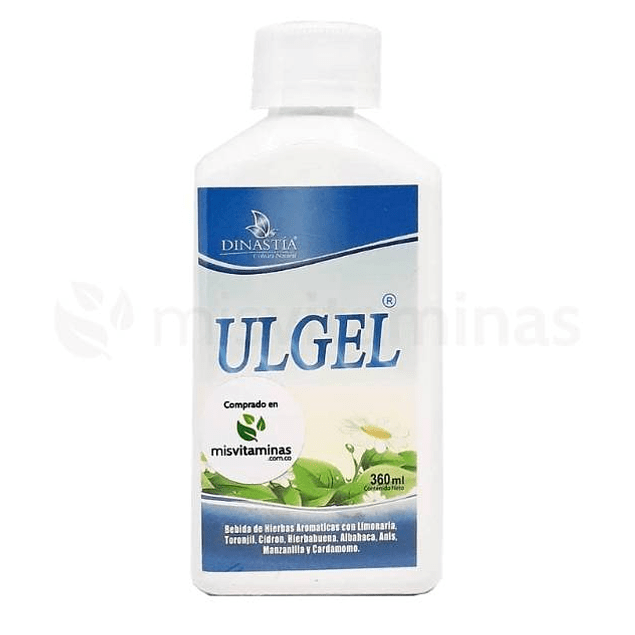 Bebida Ulgel