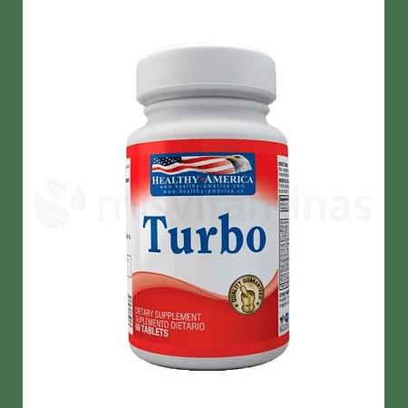 Turbo Potenciador Tabletas Healthy America