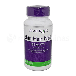 Skin Hair Nails Beauty Natrol