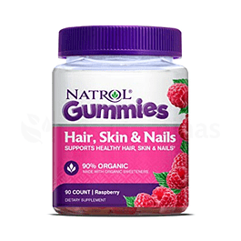 Hair, skin and Nails Gummies Natrol