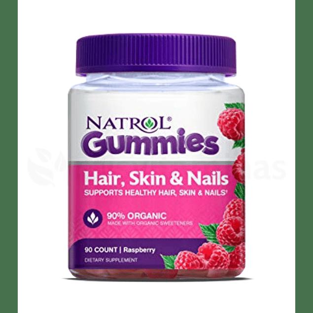 Hair, skin and Nails Gummies Natrol