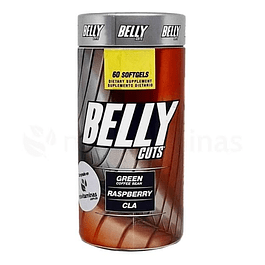 Belly Cuts 60 Softgels Healthy America