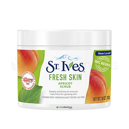 Exfoliante Apricot Scrub St Ives 283 gr Durazno