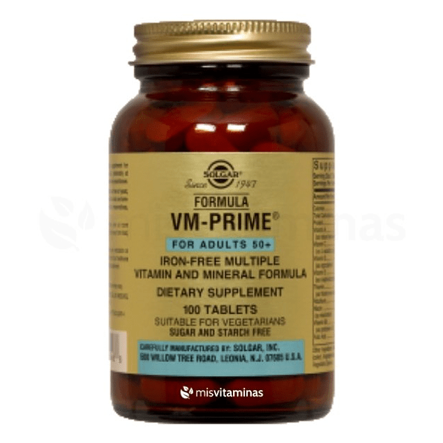 VM-PRIME For Adults 50+