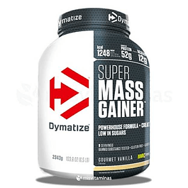 Super Mass Gainer 6  Libras Dymatize