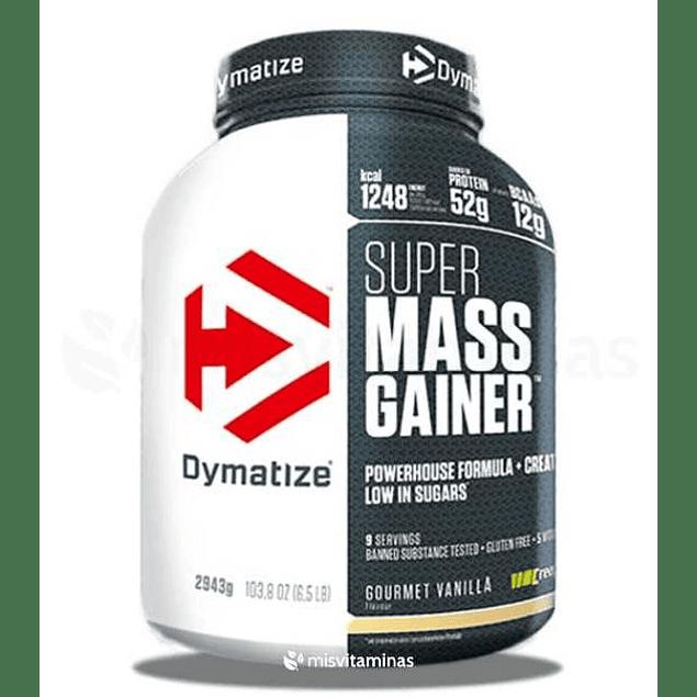 Super Mass Gainer 6  Libras Dymatize