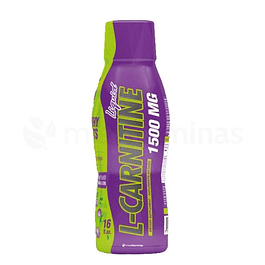 L carnitina 1500 mg healthy Sports liquida