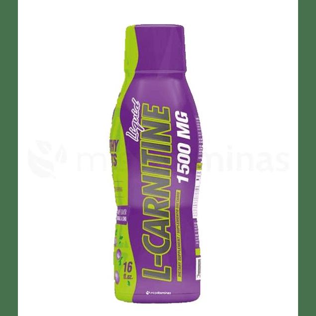 L carnitina 1500 mg healthy Sports liquida
