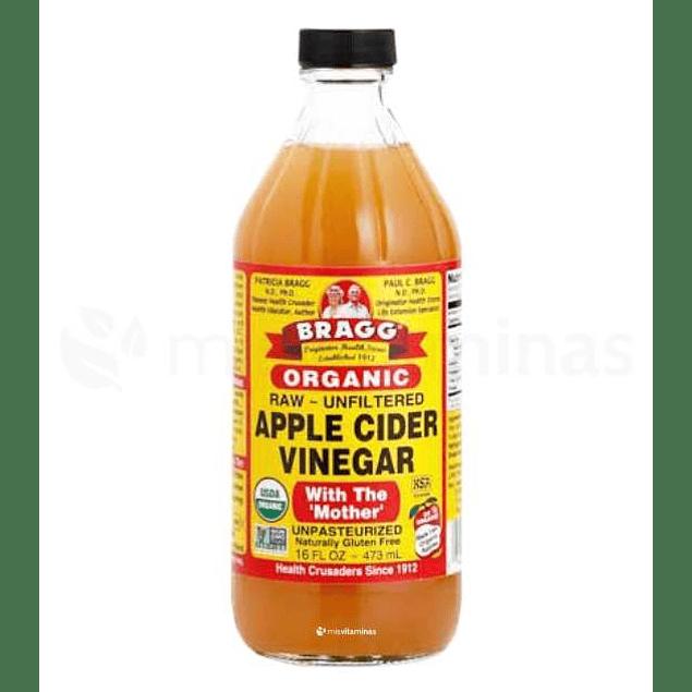 próstata y vinagre de manzana