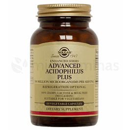 Advanced Acidophilus Plus Solgar