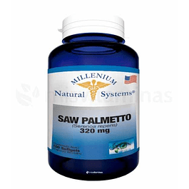 Saw Palmetto 320 mg Natural System