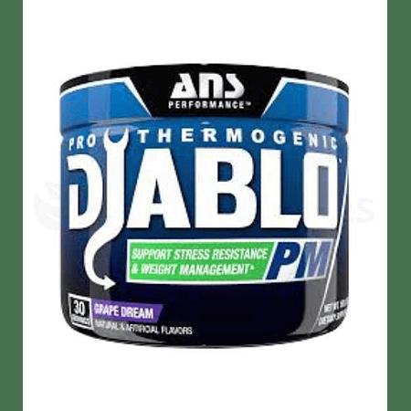 Diablo PM Pro Thermogenic Quemador Nocturno