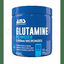 Glutamina powder 5000 mg  Micronizada ANS