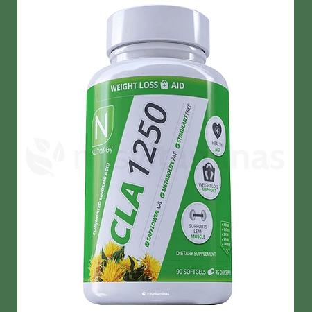 CLA 1250 mg  Nutrakey